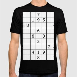Number Game T-shirt