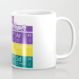 ae'm Game developer Coffee Mug