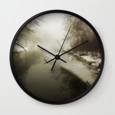 River Songs Wall Clock