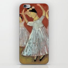 ballerinas iPhone Skin