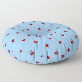 Nature in motion Floor Pillow
