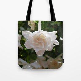 Florida Gardenia Tote Bag