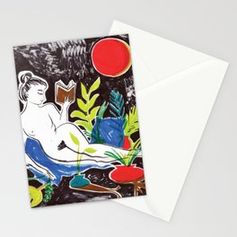 Summer Reading Stationery Cards