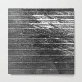 Abstract steps 2 Metal Print
