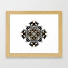 RITUAL THEFT #2 Framed Art Print