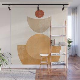 Minimal Abstract Art 28 Wall Mural