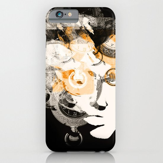 Face of Time iPhone & iPod Case