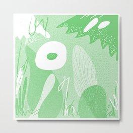 flower 2 Metal Print
