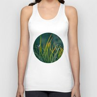 palm Tank Tops featuring PALM by My Dear Bambi