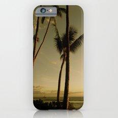 Barcos de Maui iPhone 6s Slim Case