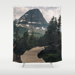 Path To Adventure Shower Curtain