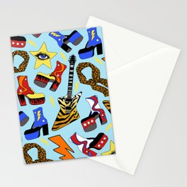 Glam Rock Starter Pack Print Stationery Cards