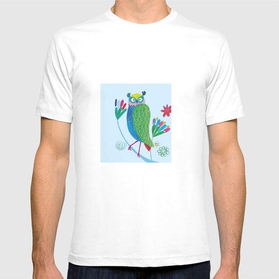 owl2 T-shirt