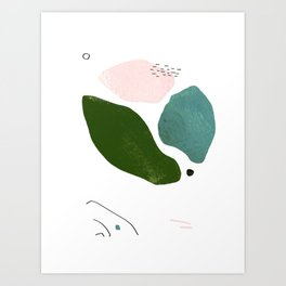 We Talk Softly Art Print