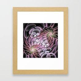 flamedreams -10- Framed Art Print