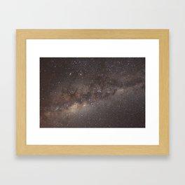 Night Sky 1 Framed Art Print