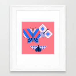 For Molly Framed Art Print
