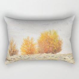 Fall Interrupted Rectangular Pillow