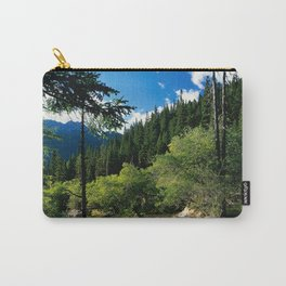 Mountain Forest Lake Carry-All Pouch