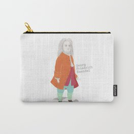 Georg Friedrich Haendel Carry-All Pouch