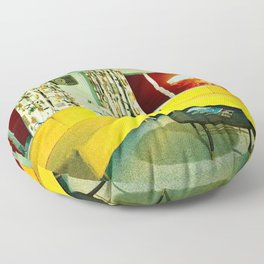 All is well (2020) Floor Pillow