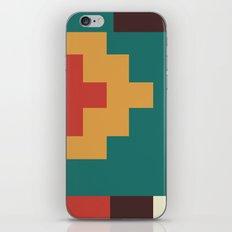 UFOlk 2 iPhone & iPod Skin
