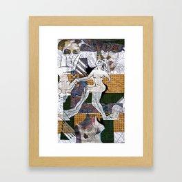 God Bless Gordita// Framed Art Print