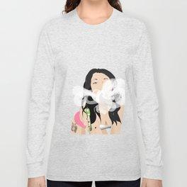 Vape Queen 2  Long Sleeve T-shirt