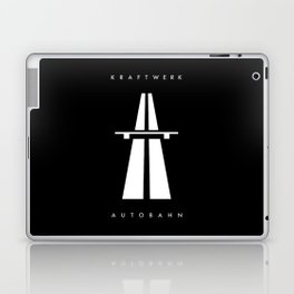 Autobahn kraftwerk Laptop & iPad Skin
