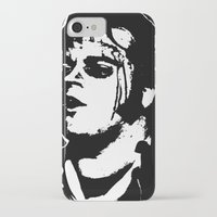 rocky horror picture show iPhone & iPod Cases featuring Eddie (Rocky Horror Picture Show) by Blake Lee Ferguson