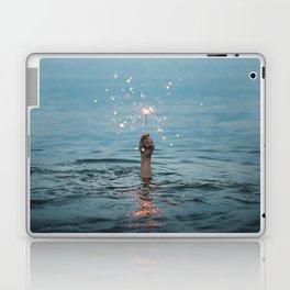 Water Firefwork Laptop & iPad Skin