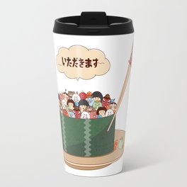 Yokai Sushi Travel Mug