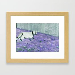 Another Life (3 of 3) Framed Art Print