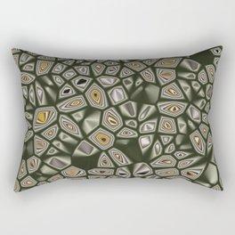 Abstract CMR 03 on VB Rectangular Pillow