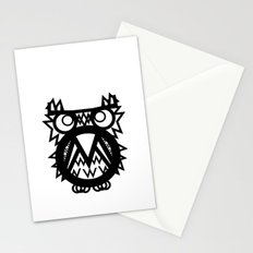 Mr. Tw Cen MT Owl Stationery Cards
