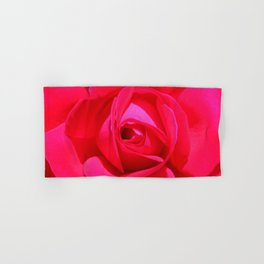 The Rose Hand & Bath Towel