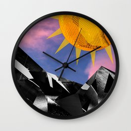 Wanderer Wall Clock