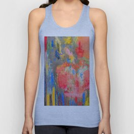 Love and Dreams Unisex Tank Top