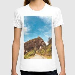 La roca T-shirt