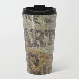 Retro Billboard Travel Mug