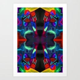 二十 (Èrshí) Art Print