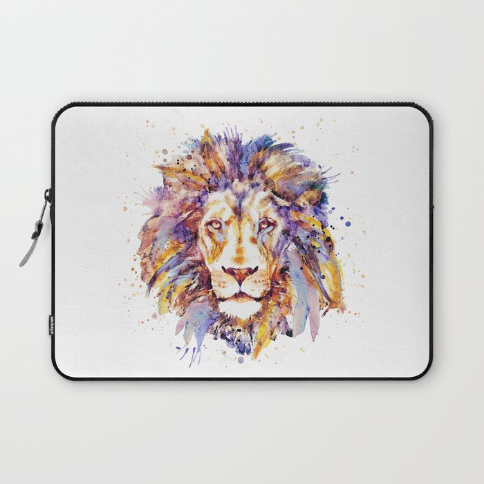 Lion Head Laptop Sleeve