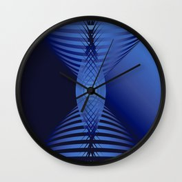 Dive into the deep Wall Clock