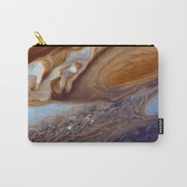 The Giant Red Spot on Planet Jupiter Carry-All Pouch