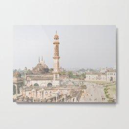 Bara Imambara, Lucknow, India #2 Metal Print