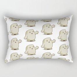 Adipose Army Rectangular Pillow