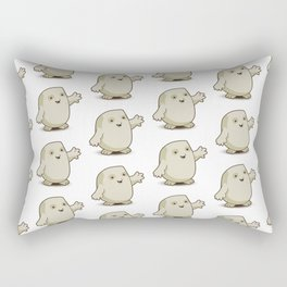 Adipose Army Rectangular Pillow