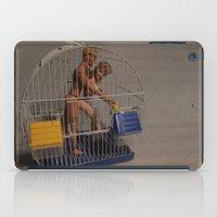barbie iPad Cases featuring Barbie & Ken by Francesco Mestria