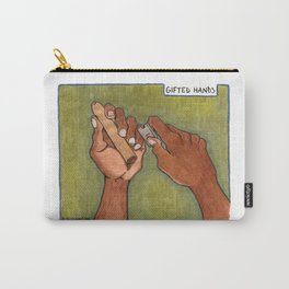 gifted hands Carry-All Pouch