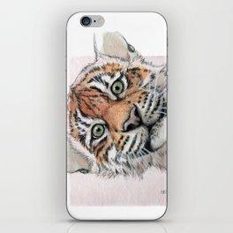 Tiger Cub 887 iPhone Skin